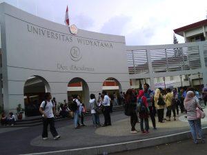 Widyatama University campus